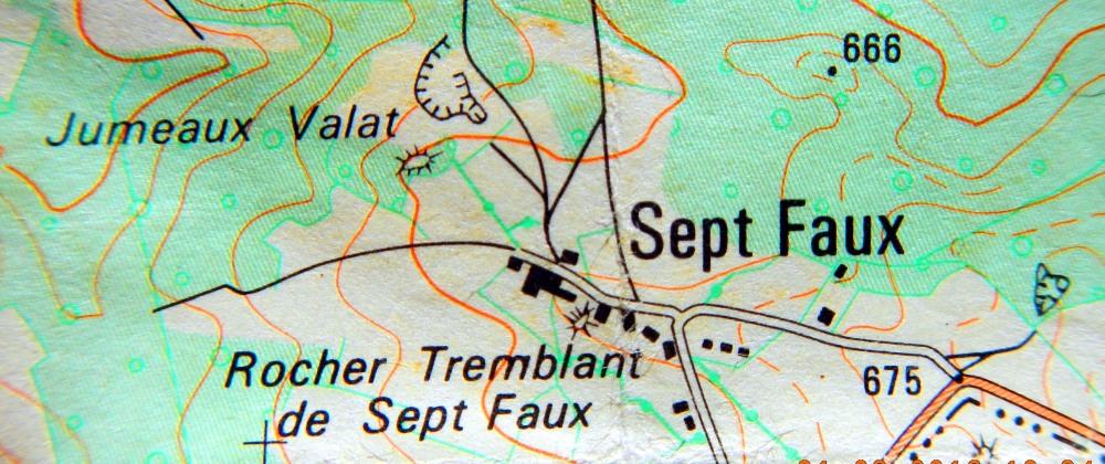 Destructions de Sept Faux. (2/6)