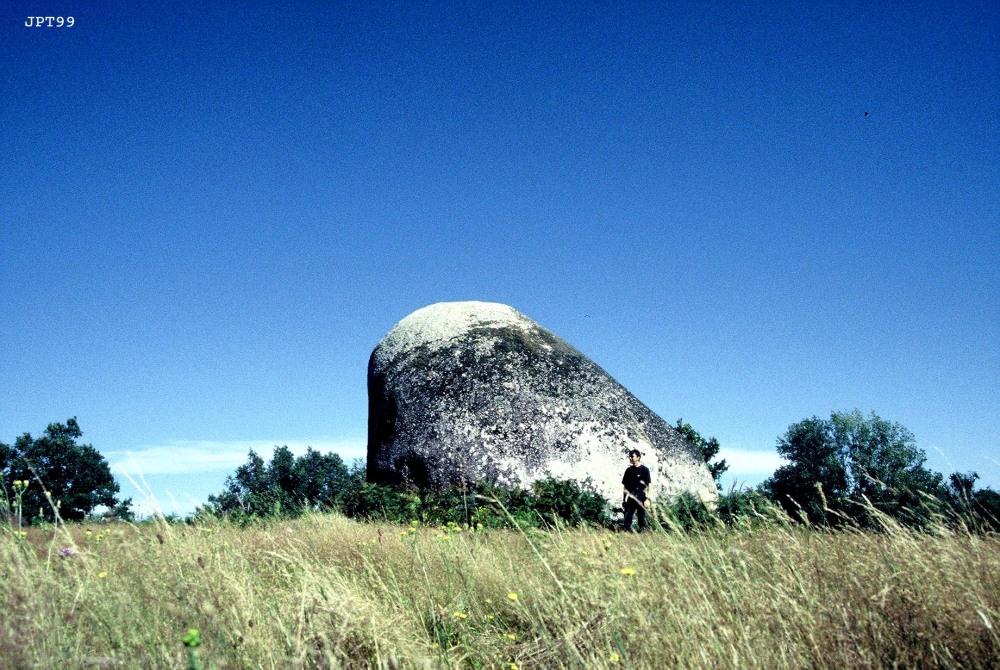 Le Tour de Gaule des merveilles de granite : La Gâtine. (2/6)
