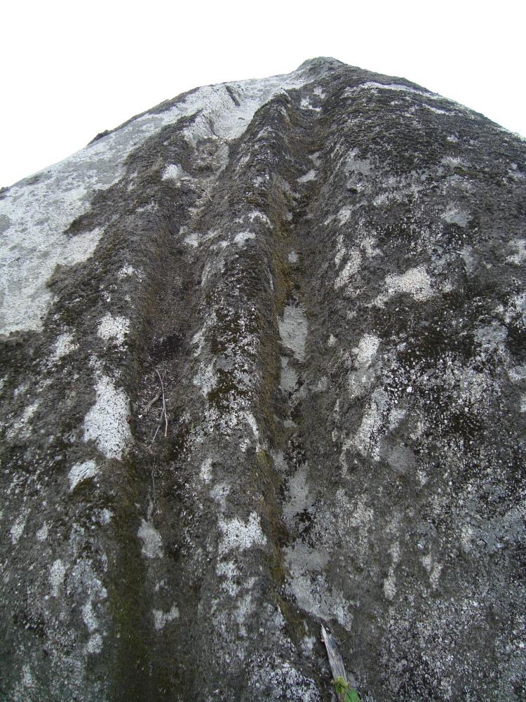 Le tombeau des Jumeaux de Peyrous, de La Poire et de ses petits rocs posés... (4/6)