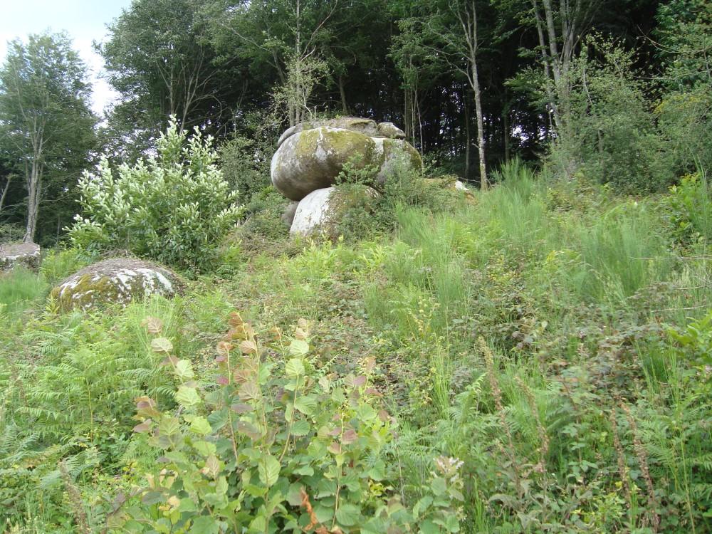 Le tombeau du Roc de Lézertou... (1/6)